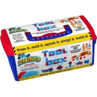 Mad Mattr TOOL BOX 2 masy+20 narzędzi do budow