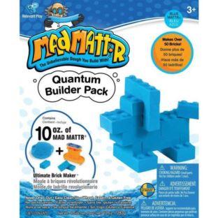 Mad Mattr Quantum Builder Pack - Niebieski