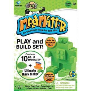 Mad Mattr Quantum Builder Pack - Zielony