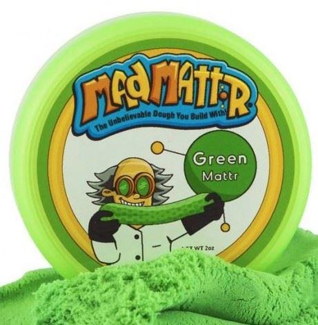 Mad Mattr Mini 57g Zielony
