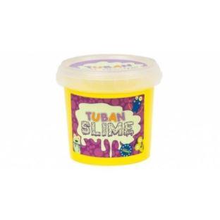 Tuban - Super Slime – brokat neon żółty 3 kg