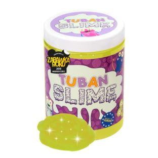 Tuban - Super Slime – brokat neon żółty 1 kg