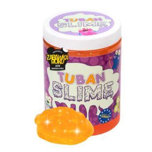 Tuban - Super Slime – brokat neon pomarańczowy 1kg