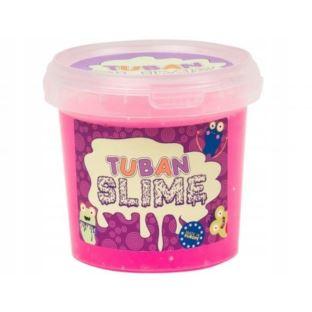 Tuban - Super Slime – brokat neon różowy 3 kg