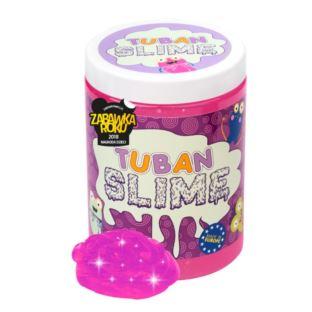 Tuban - Super Slime – brokat neon różowy 1 kg