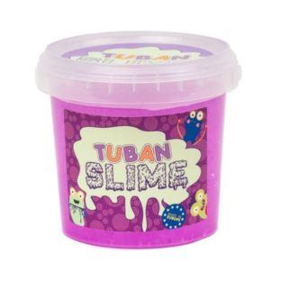 Tuban - Super Slime – brokat neon fioletowy 3 kg