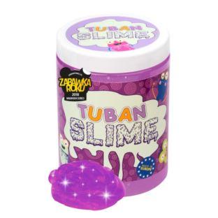 Tuban - Super Slime – brokat neon fioletowy 1 kg
