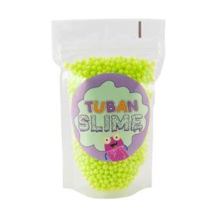 Tuban - Kuleczki styropianowe 0,2L – limonkowy