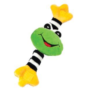 Hencz Toys - Grzechotka na rączkę Żaba