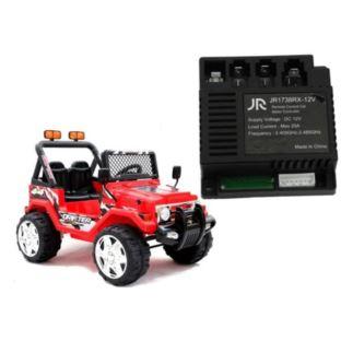 Moduł Centralka do auta na akumulator Jeep Raptor