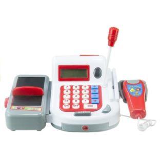 Kasa Fiskalna z Kalkulatorem Czytnik + Akcesoria