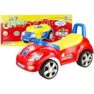 Jeździk Dla Malucha Baby Carrier Światło + Dźwięk