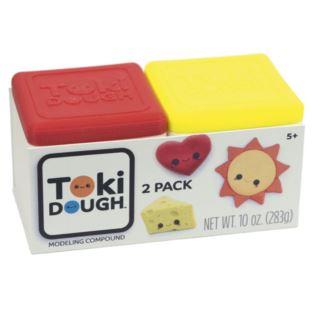 Toki Dough - 2-PACK (Czerwony i Żółty)