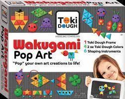 Toki Dough Wakugami Pop Art