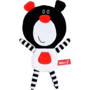 Hencz Toys - Szeleścik Misio Boo Czarny