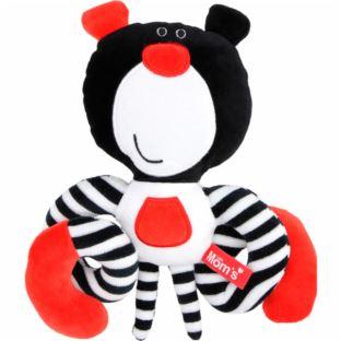 Hencz Toys - Spiralka Misio Boo Czarny