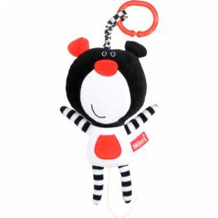 Hencz Toys - Pozytywka Misio Boo Czarny