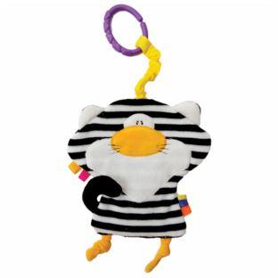 Hencz Toys - Kot biało-czarny (szeleścik)