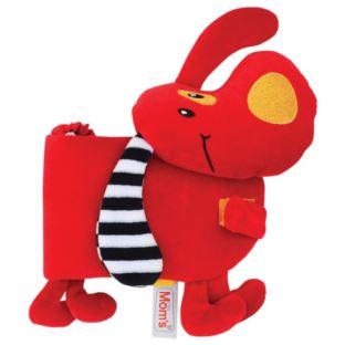 Hencz Toys - Miękka książeczka Pies