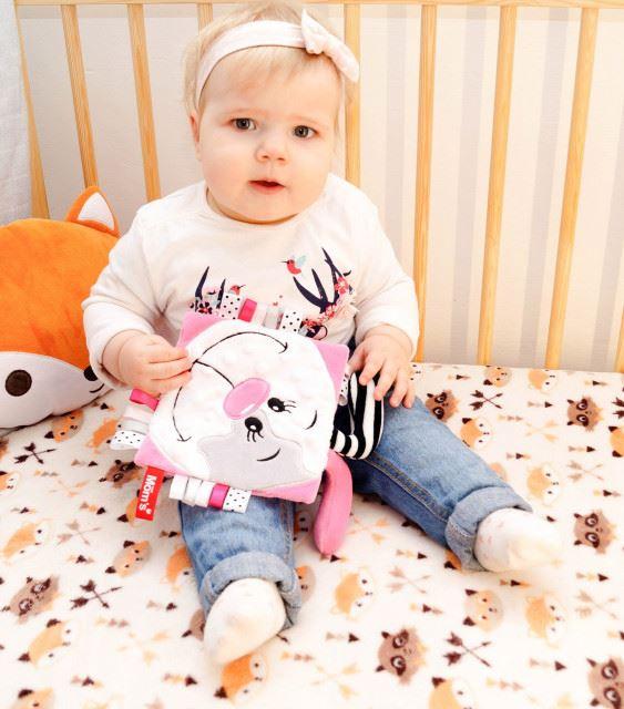 Hencz Toys - Szeleścik Pinky