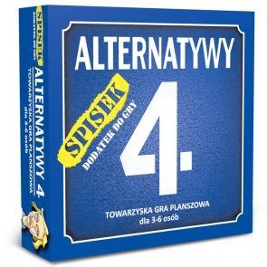 Gra Alternatywy 4-Spisek (dodatek)