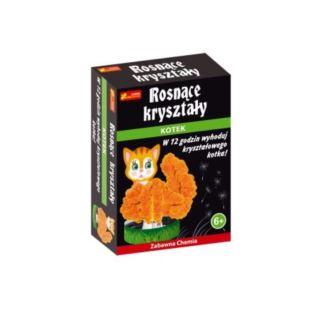 RANOK Kryształowy kotek
