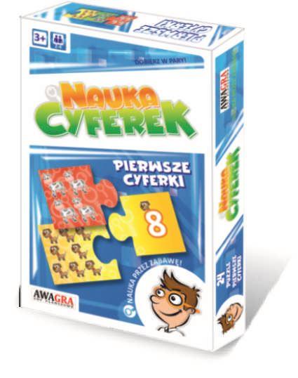 """FAN """"NAUKA - Pierwsze Cyferki"""""""