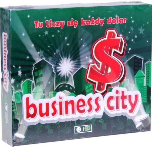 """FAN """"GRA FINANSOWA - BIZNES CITY"""""""