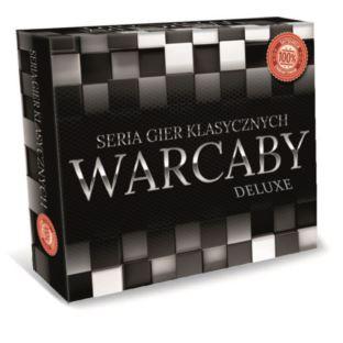 """FAN """"Gra DELUXE - Warcaby"""""""
