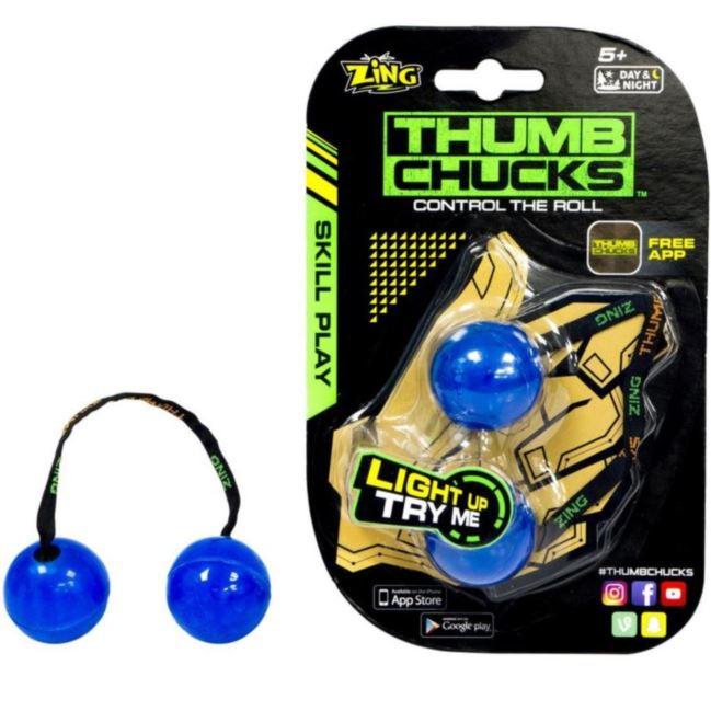 EDP THUMB CHUCKS (coolki) mix color