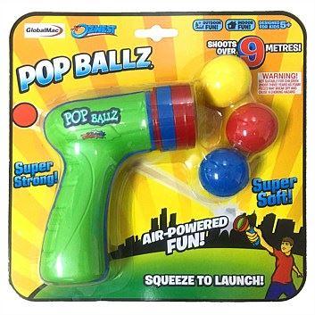 ZING Pistolet na kulki POP BALLZ