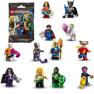 LEGO 71026 MINIFIGURKI SERIA DC SUPER HEROES