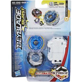 BEY BLADE SwitchStrike Starter Pack Kreisel