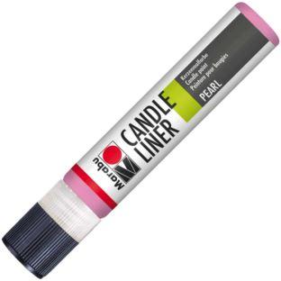 Marabu 18050009133-farba w sztyfice do wosku czerw