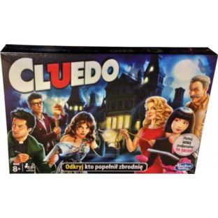 HASBRO- Gra dedektywistyczna CLUEDO