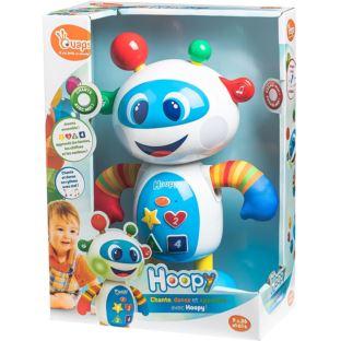 Hoopy Ouaps - Interaktywny robot
