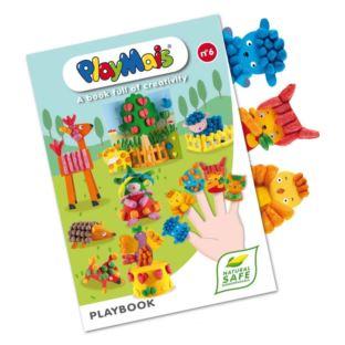 PlayMais.Książeczka PLAYBOOK