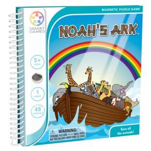SMART GAMES - (magnetyczna) Arka Noego