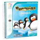 SMART GAMES - (magnetyczna) Parada Pingwinów