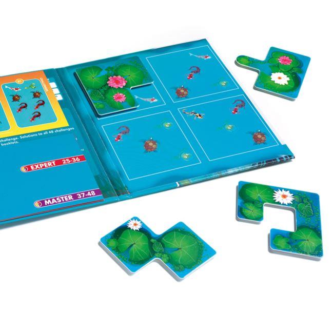 SMART GAMES - (magnetyczna) Wodny Świat KONIEC PRO