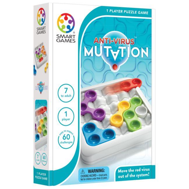 SMART GAMES - ANTYWIRUS – MUTACJA