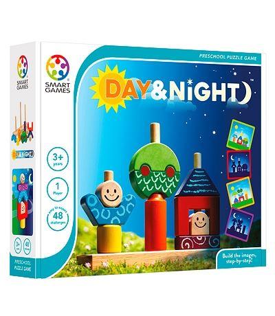 SMART GAMES - Dzień i Noc