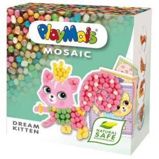 PlayMais Mozaika Kotek