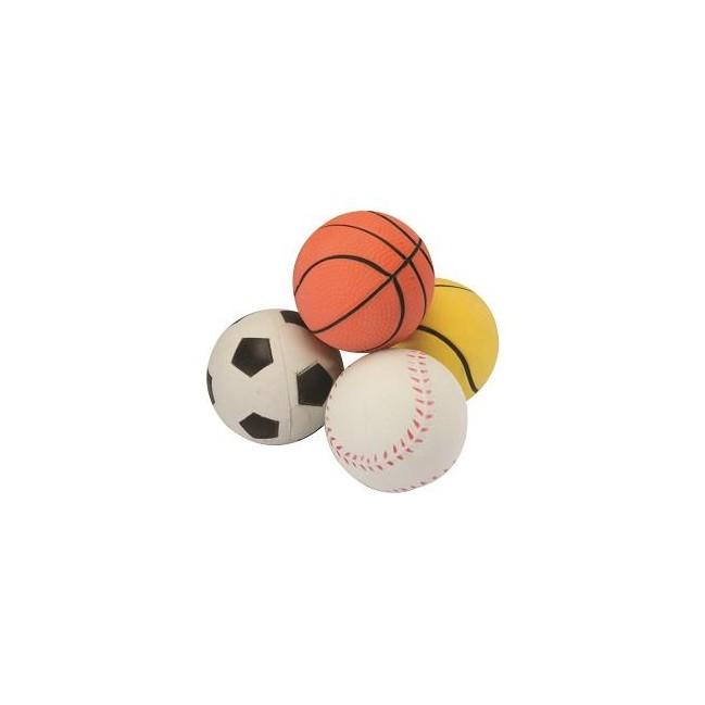 """KC """"Piłki sportowe"""" Mix 6 cm"""