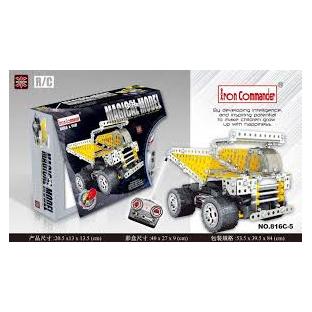 IC Metalowa Ciężarówka zdalniesterowana 248 części