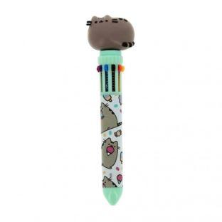 BP PUSHEEN Długopis 10 kolorowy KONIEC PRODUKCJI