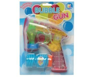 "KC ""Pistolet na bańki mydlane"""