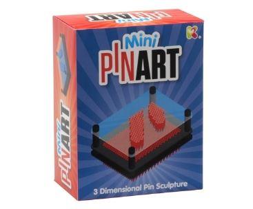 KC MINI PIN ART