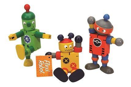 "KC ""Drewniany Robot"""