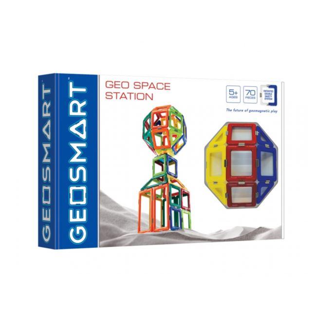 GeoSmart Stacja Kosmiczna 70 elem.
